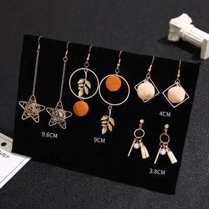 4 Paris / selected drop earrings various styles